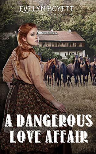 A Dangerous Love Affair: A Historical Western Romance by [Boyett, Evelyn]