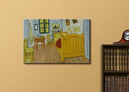 The Bedroom by Vincent Van Gogh Oil Painting Reproduction