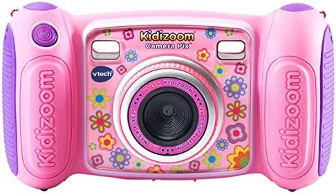 VTech KidiZoom Camera Pix, Pink (Frustration Free Packaging)