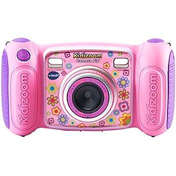 vtech kidizoom duo camera pink online exclusive toys games. Black Bedroom Furniture Sets. Home Design Ideas