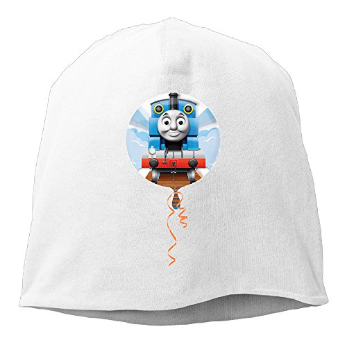 Percy The Train Halloween Costume (YUVIA Thomas And Train Men's&Women's Patch Beanie JoggingWhite Cap For Autumn And Winter)