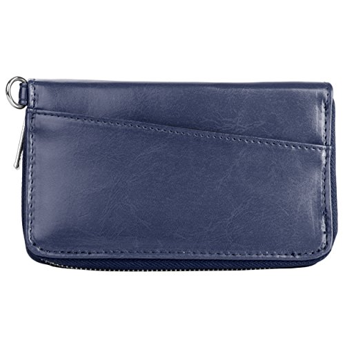 Vangoddy Womens Sahara Wristlet with Dedicated Outer Cell Phone Slot