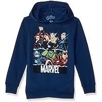 Marvel Boys' Little Avengers Pullover Sweatshirt