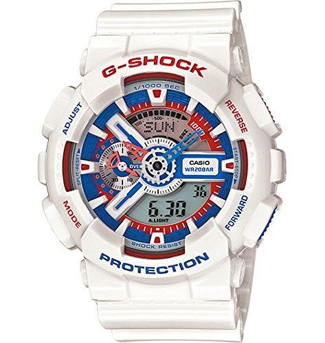 Casio G Shock Tricolor Maritime ga110tr 7a