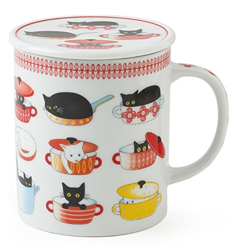 Miya Japanese Life Lidded Teacup product image