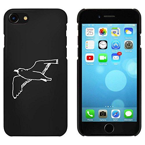 Noir 'Mouette' étui / housse pour iPhone 7 (MC00059469)