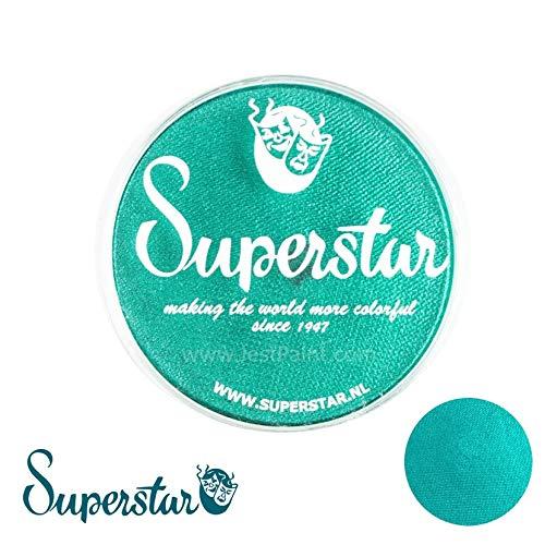 Superstar Face Paint | Peacock Shimmer 341-45gr ()