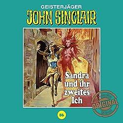 Sandra und ihr zweites Ich (John Sinclair - Tonstudio Braun Klassiker 86)