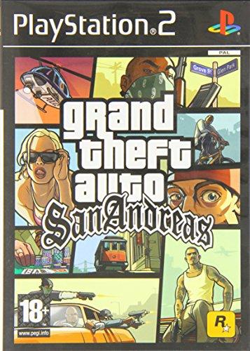 Grand Theft Auto San Andreas /PS2