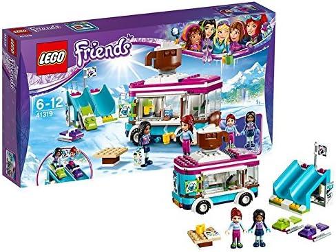 Lego Friends 41319 – Cacao carro en el lugar Deportes de Invierno + Lego Friends 41321 – Todoterreno en los deportes de invierno lugar: Amazon.es: Juguetes y juegos
