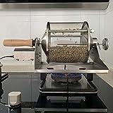 Coffee Roaster Gas Burner Coffee Roasting Machine