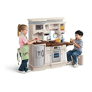 Amazon.com: Little Tikes Prep And Serve Kitchen: Toys & Games