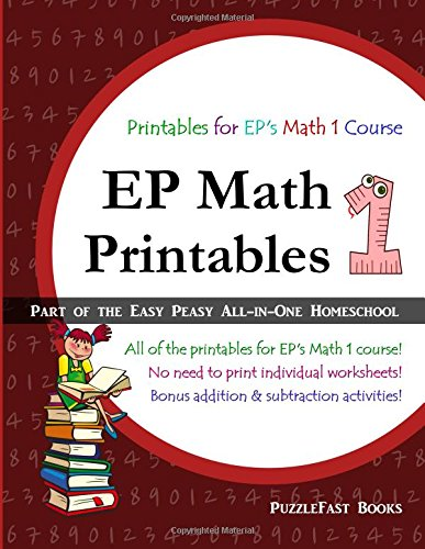 Workbook christmas kids worksheets : EP Math 1 Printables: Part of the Easy Peasy All-in-One Homeschool ...