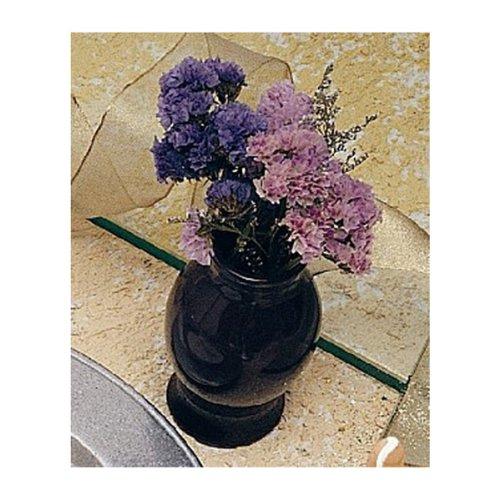 Bon Chef 9021 Aluminum Vase, 4-1/4