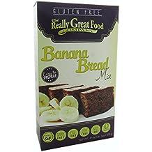 Really Great Food Gluten Free Banana Bread Mix 19 oz