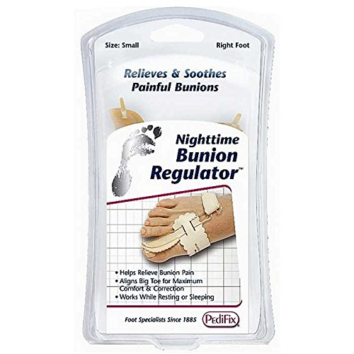 Pedifix Hallux Valgus NightSplint, Medium. Left