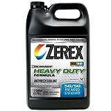 Zerex Heavy Duty Antifreeze/Coolant, Ready to Use - 1gal