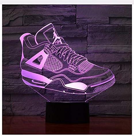 Novedades Zapatillas de deporte 3D Zapatos Deportivos Led Light ...