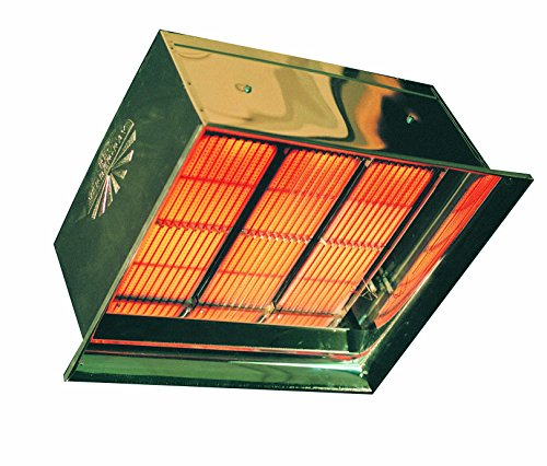 - DR90NFS2-24V 90,000 BTU Natural Gas 24V Ceramic High Intensity Infrared Heater