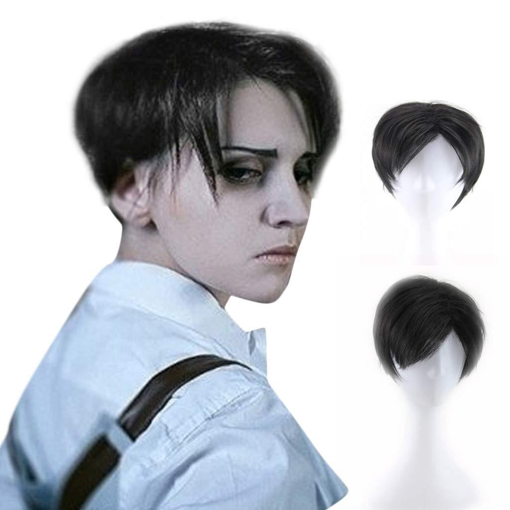 Amazon Wig Hair For Teen Boys Iuhan Rocker Men Fashion Short