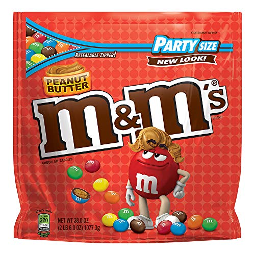 Best dark chocolate m&ms pantry size list