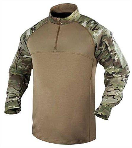 Condor Combat Shirt, MultiCam, Multicam, Large
