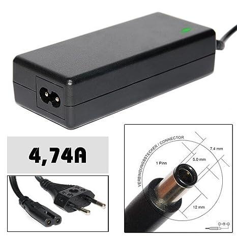 Cargador de batería para ordenadores portátiles HP Compaq 6730s, 6735s, 6820s, 6830s, Nx6110, HP 530 y NC4400: Amazon.es: Electrónica