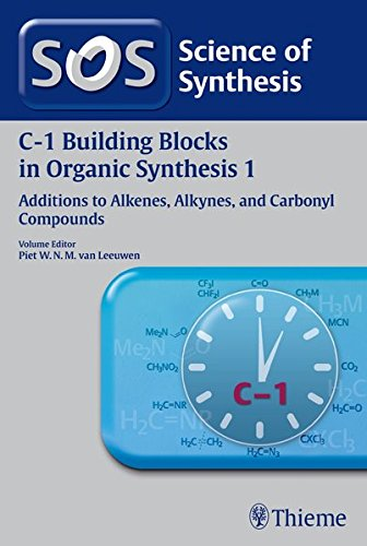 Download C-1 Building Blocks in Organic Synthesis 1 ebook