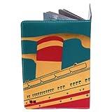 Bon Voyage Passport Holder