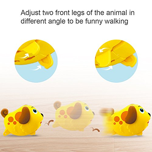 Electronic Toys For One Year Olds : Electronic mini animal toy play set dog n pig walking