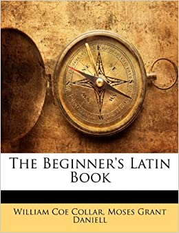 Book The Beginner's Latin Book