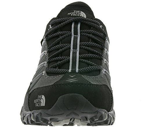 The North Face Herren M Ultra 110 GTX (EU) Trekking-& Wanderhalbschuhe, Gelb schwarz (Tnf Black/Dark Shadow Gr)