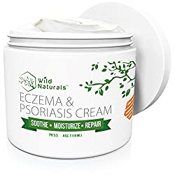 Get Natural Relief From Dry, Itchy, Cracked, or Irritated Skin With Our Powerful 15-in-1 Formula Our eczema and psoriasis cream is packed with organic, food-grade nutrients providing instant relief, while boosting healing, with every essential vitami...