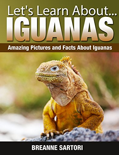 Iguanas : Amazing Picture and Facts About Iguanas (Let's Learn About) by [Sartori, Breanne]