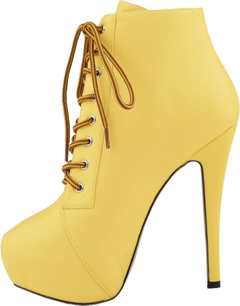 CFP - plataforma mujer35|amarillo En línea Obtenga la mejor oferta barata de descuento más grande