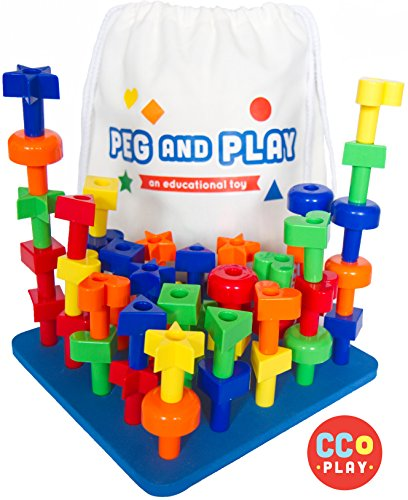 CC Play Board Stacking Toddlers product image