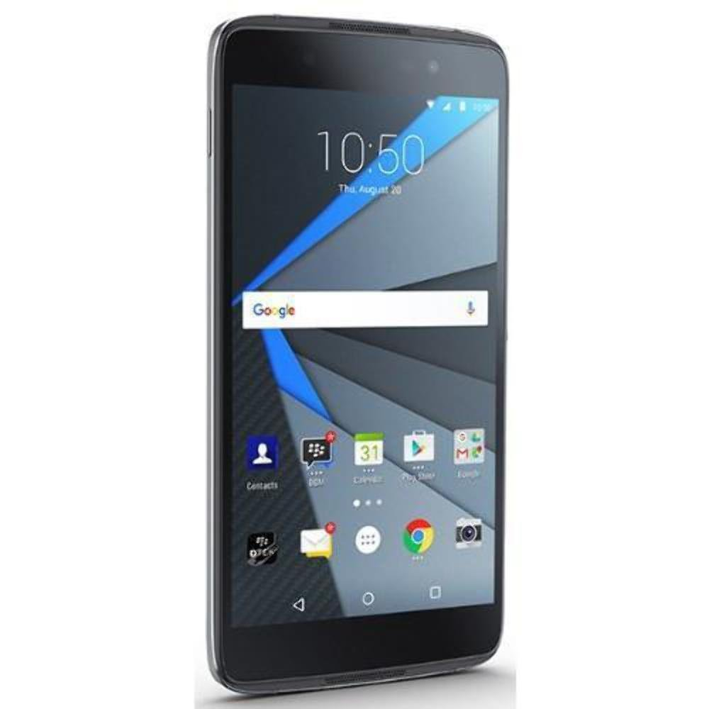 Amazon.com: BlackBerry DTEK50 RJD211LW 16GB STH100-2 Factory Unlocked  4G/LTE Smartphone (Carbon Grey) - International Version with No Warranty:  Cell Phones ...