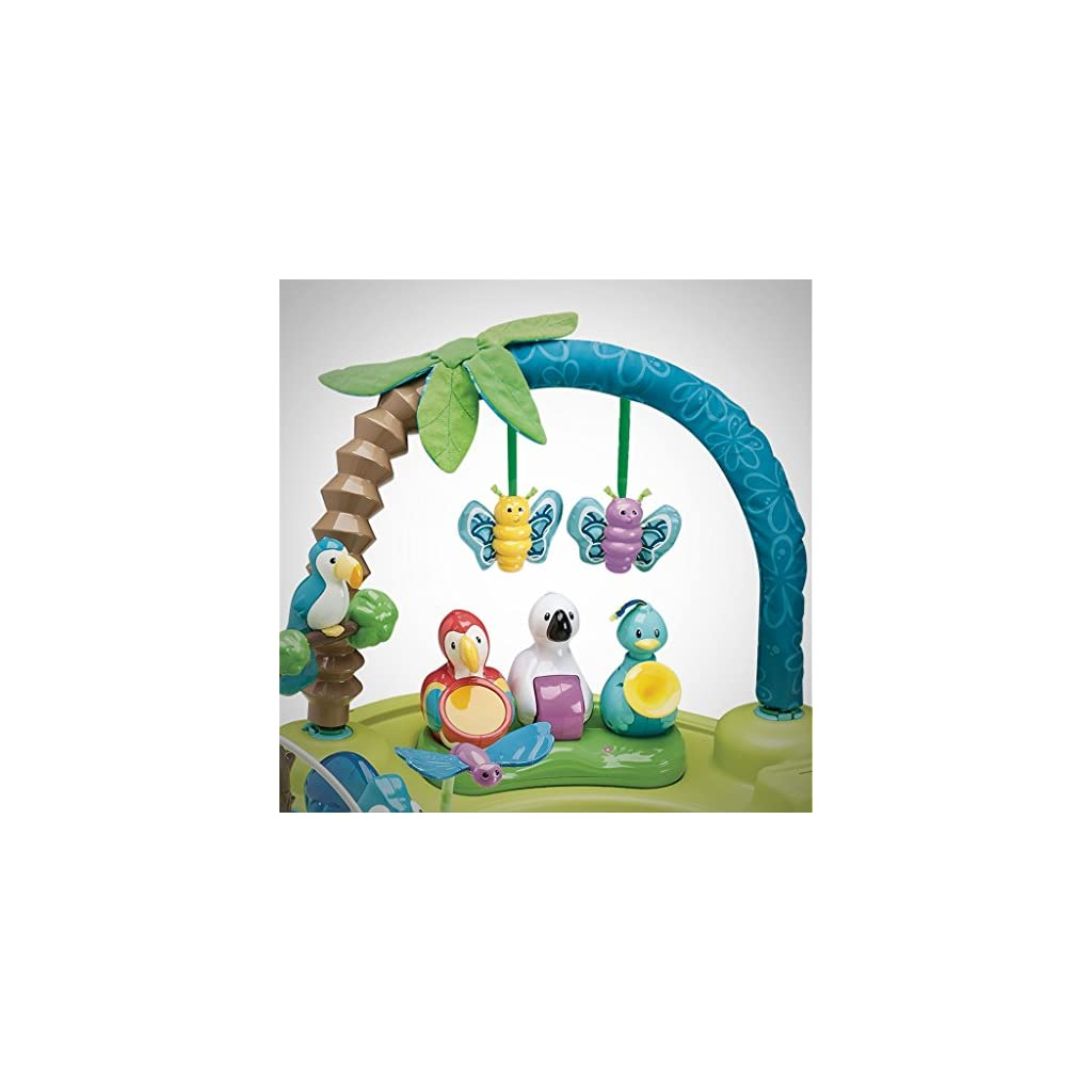 3786e1a47 Evenflo Exersaucer Triple Fun Active Learning Center