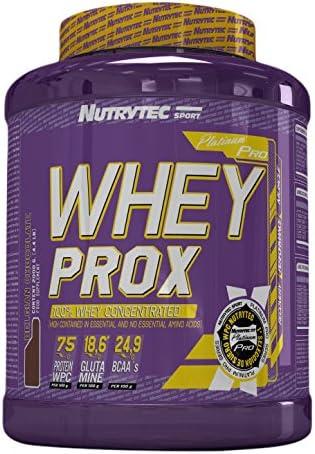 Nutrytec Whey Prox, Sabor a Limón - 1000 gr: Amazon.es: Salud ...