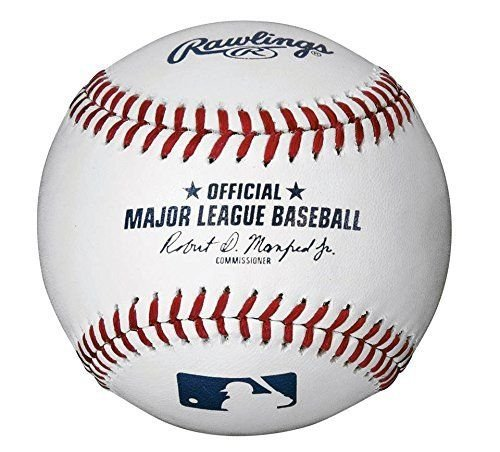 Rawlings Official Major League Baseballs (Dozens) ONE DOZEN by Rawlings