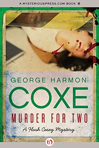 book cover of Murder for Two