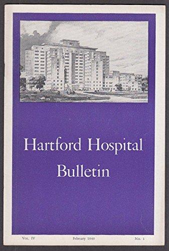 HARTFORD HOSPITAL BULLETIN Pancreatitis pediatric kerosene ingestion 2 1949