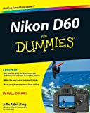 Nikon D60 for Dummies, Julie Adair King, 0470385383