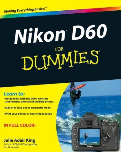 Nikon D60 For Dummies (Best Entry Level Dslr Camera)