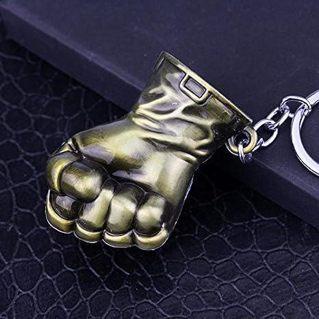 Llavero Guantelete del Infinito Marvel Thanos Avengers ...