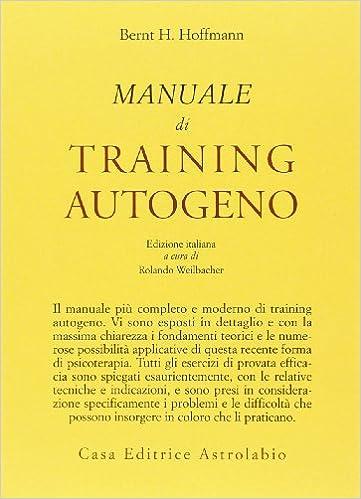 esercizi di training autogeno