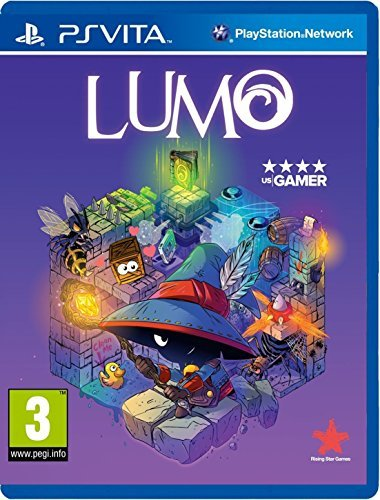 Lumo (PlayStation Vita) by Rising Star Games