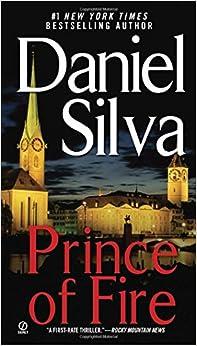 Book Prince of Fire (Gabriel Allon)