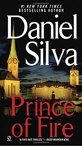 Book cover from Prince of Fire (Gabriel Allon)by Daniel Silva