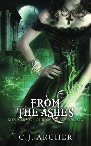 book cover of From The Ashes